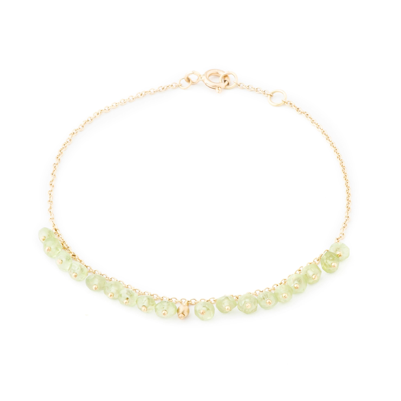 Bracelet moldavites