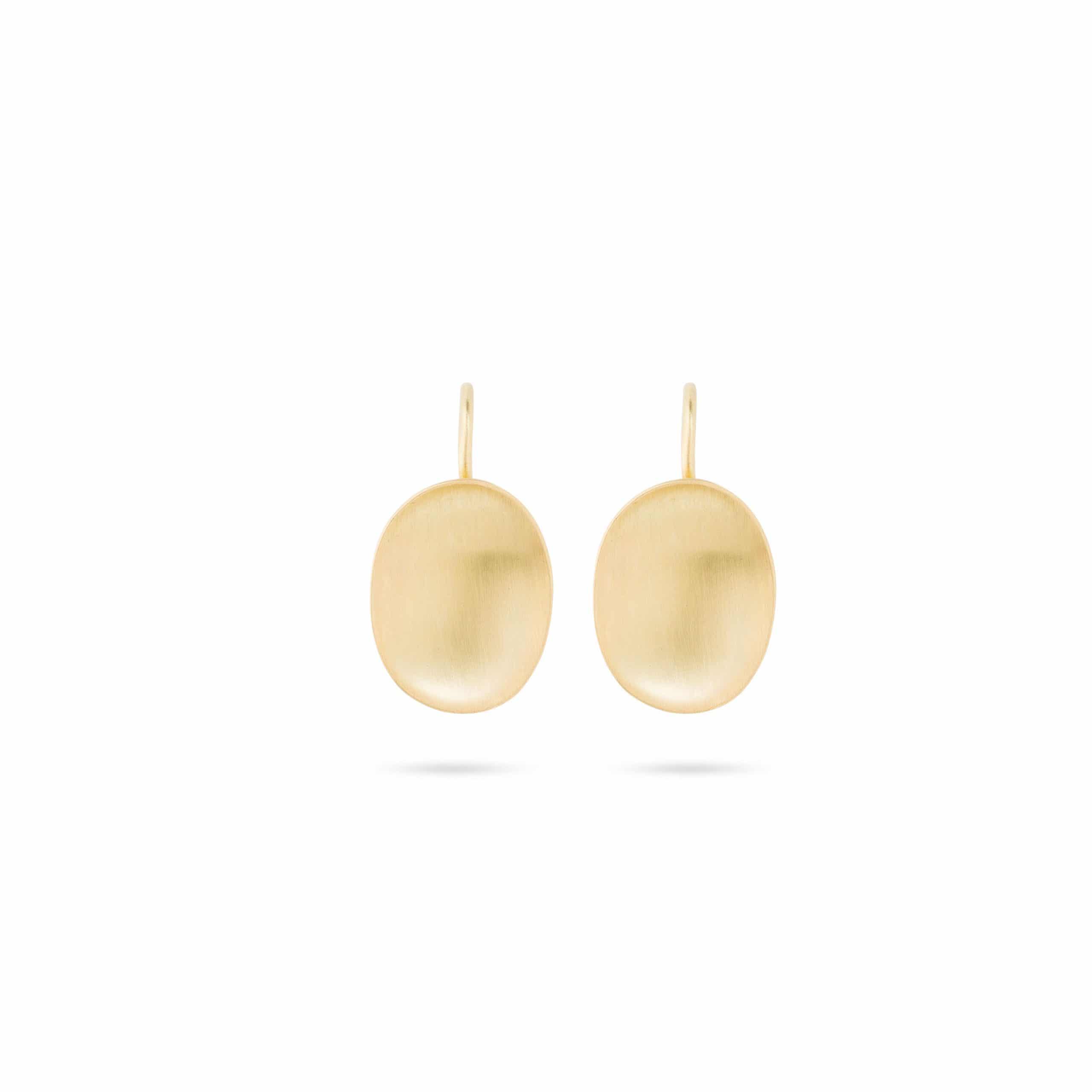 """Boucles d'oreilles """"pétales"""""""