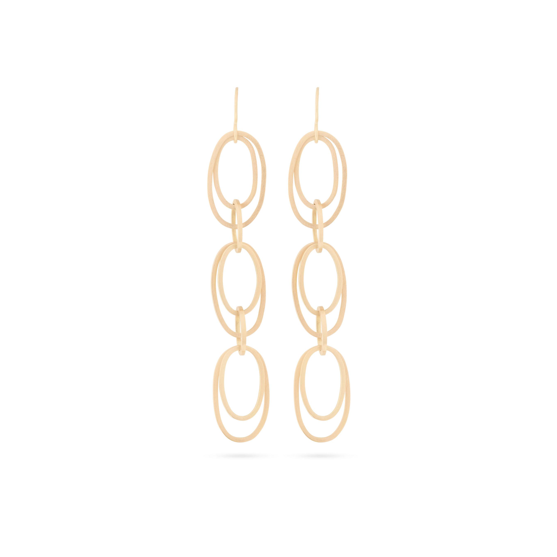 Boucles d'oreilles anneaux or