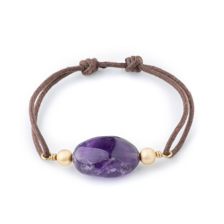 Bracelet-lien fluorite